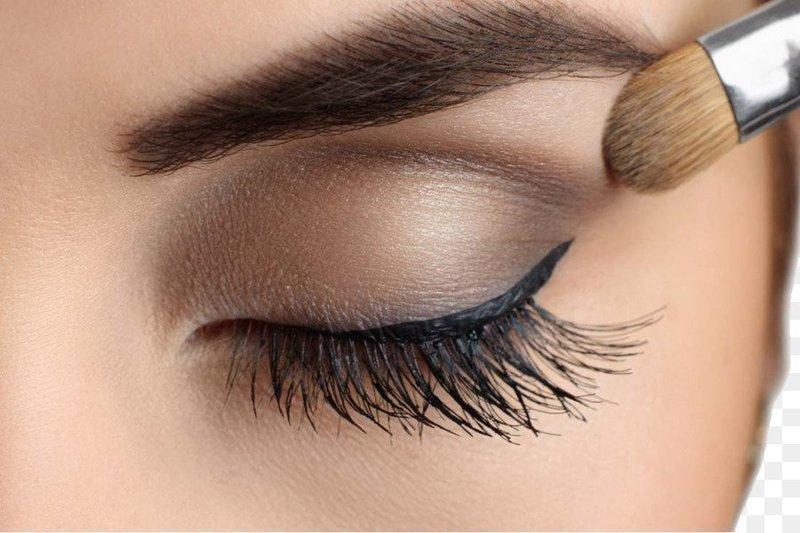 Затемнение уголка глаза