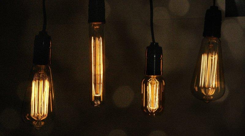 Освещение: лампы накалывания