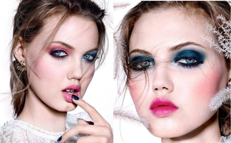 Варианты вечернего макияжа