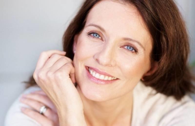 Естественный образ для женщин после 40