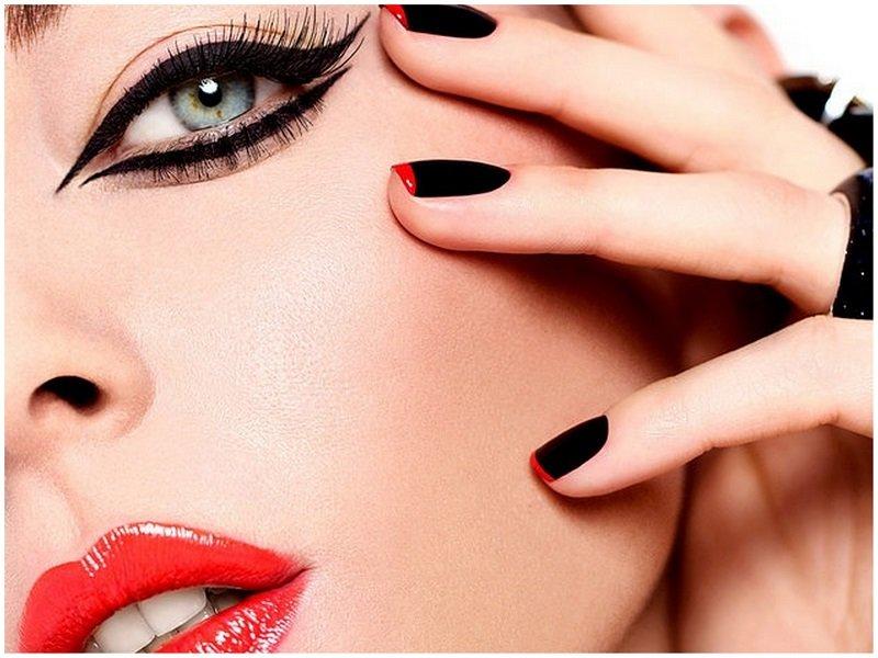 Подготовка кожи к вечернему макияжу