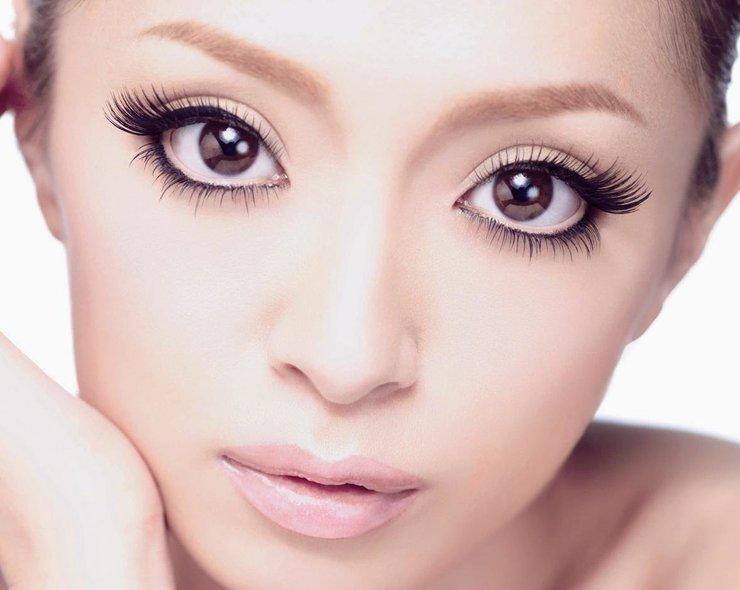 Особенности нанесения японского макияжа