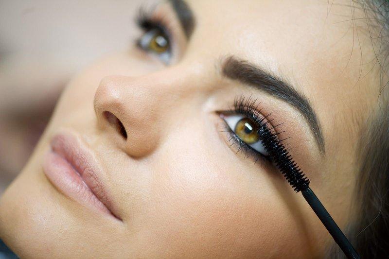 Пошаговое нанесение макияжа