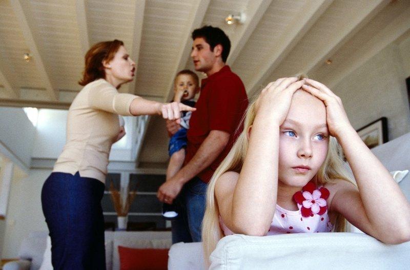 Признаки порчи на разлад семьи