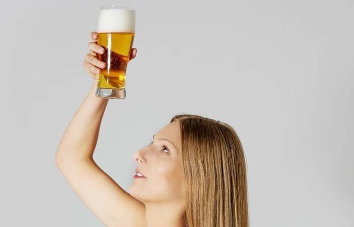 Противопоказания к применению пива