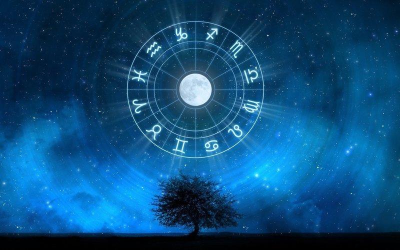 Знаки Зодиака в небе
