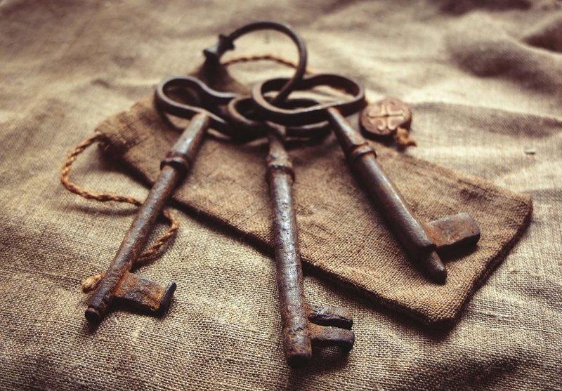Диагностика порчи при помощи ключей