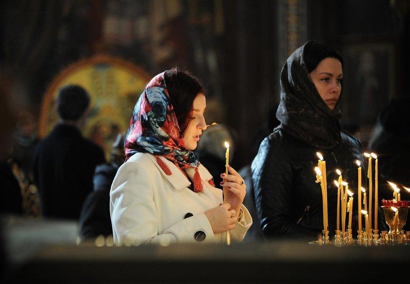 Молитва от порчи