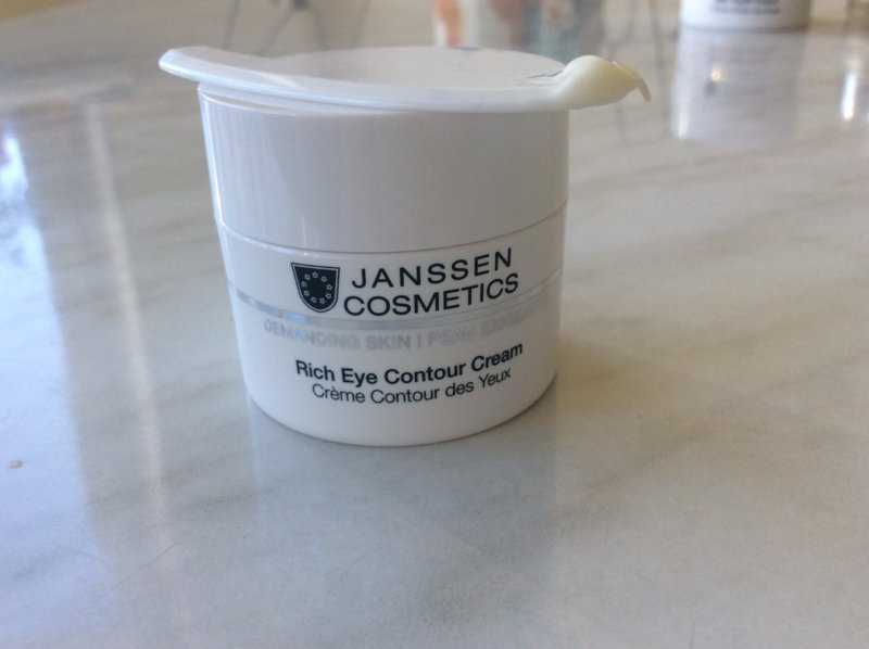 Крем для глаз Janssen Rich Eye Contour Cream