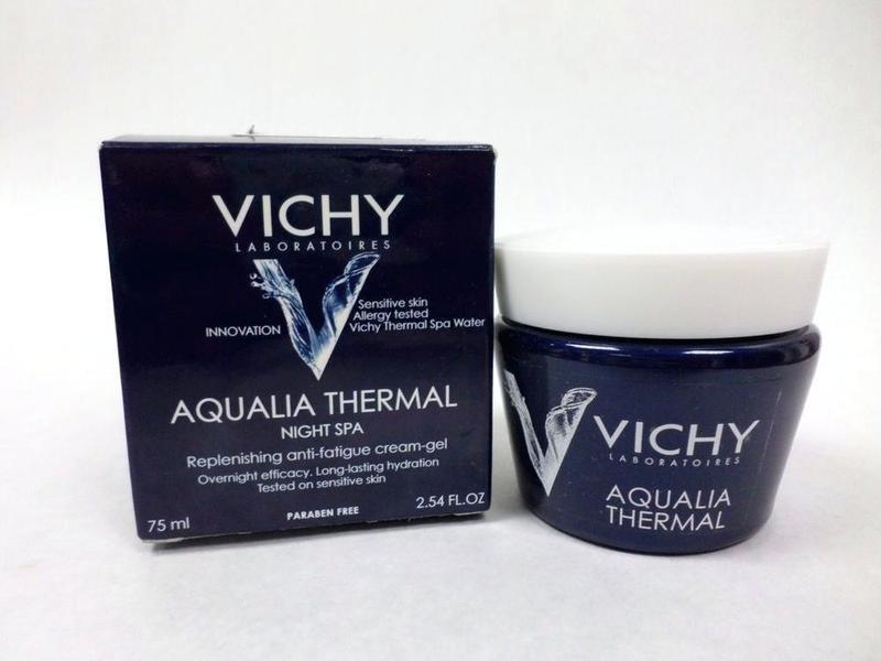 Ночной спа-уход Aqualia Thermal, Vichy