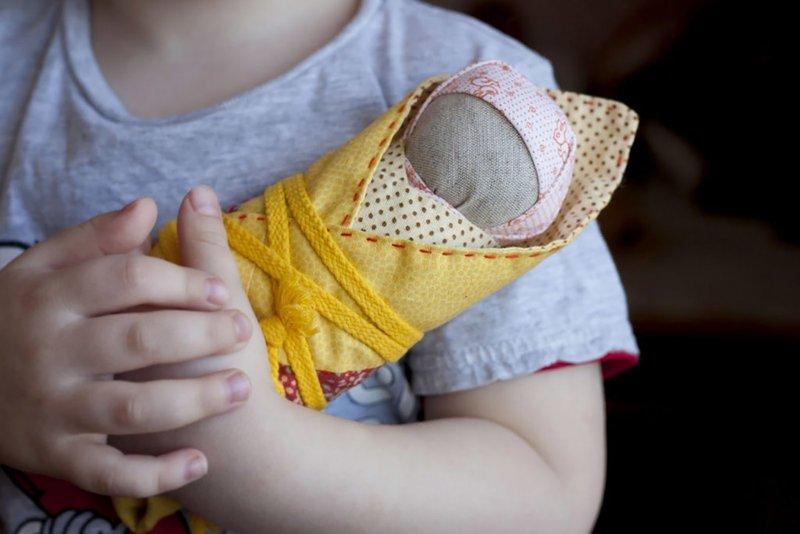 Славянские амулеты для детей