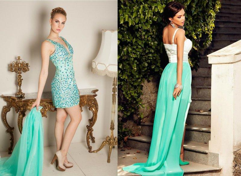 Платье-трансформер на выпускной
