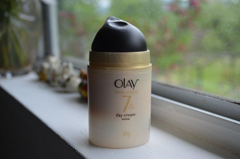 Дневной крем Total Effects 7в1 от Olay