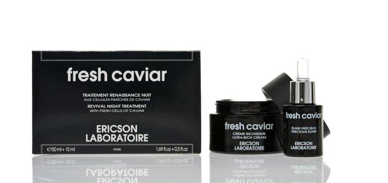 Ericson Laboratoire Nourishing Cream With Fresh Caviar Cells