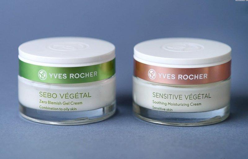 Ives Rocher «Дневной с экстрактом лютика»