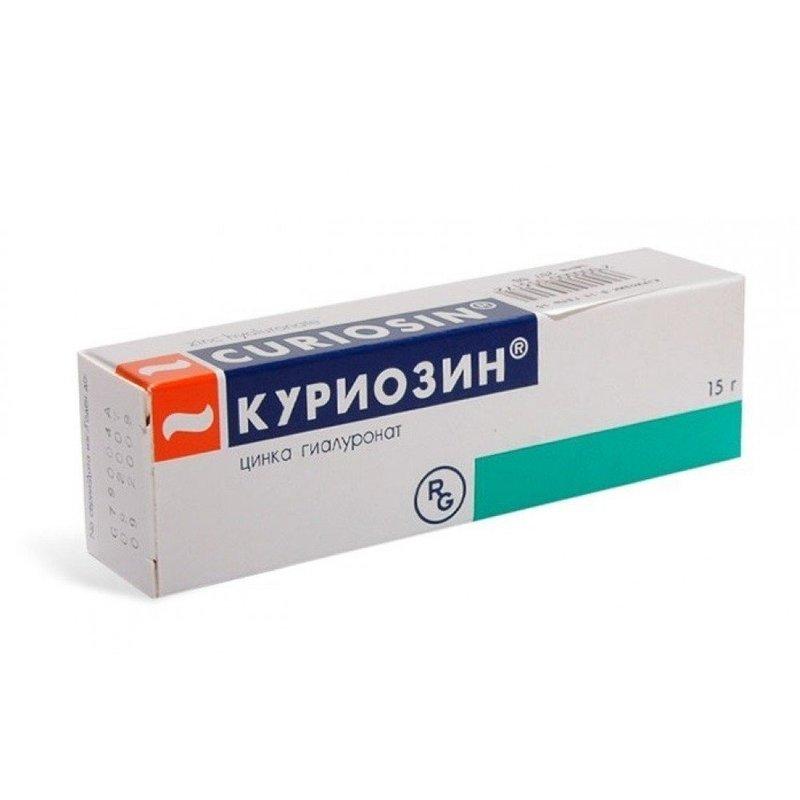 Увлажняющий крем Куриозин