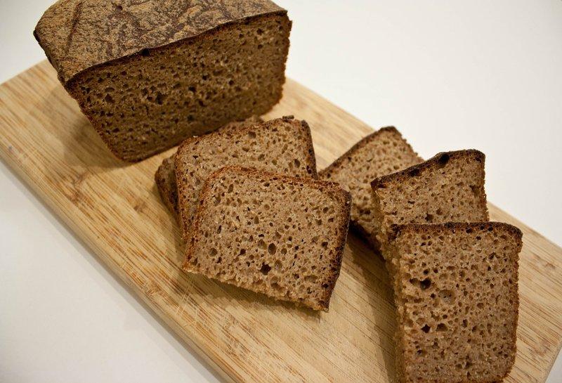 Польза чёрного хлеба для волос
