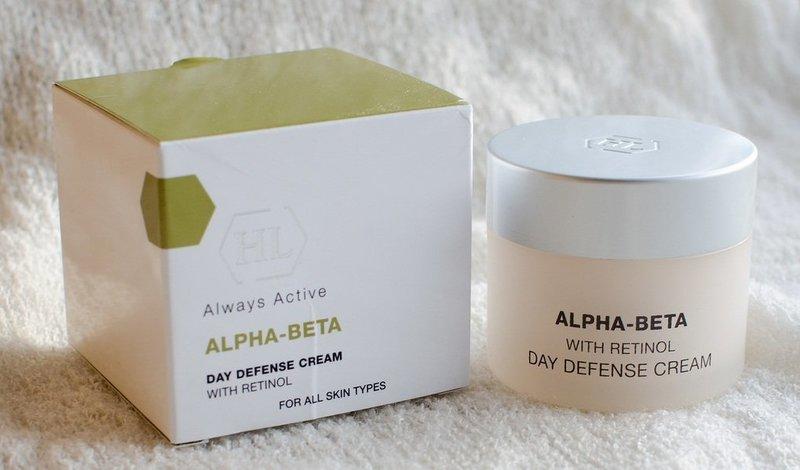 Holy Land Alpha-Beta With Retinol Restoring