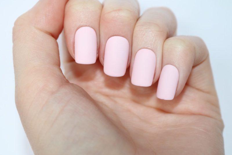 Форма ногтей