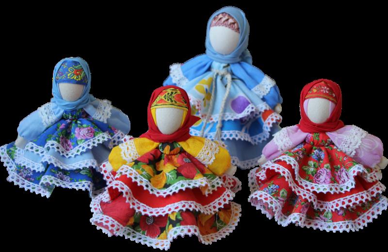 Куклы-Колокольчики