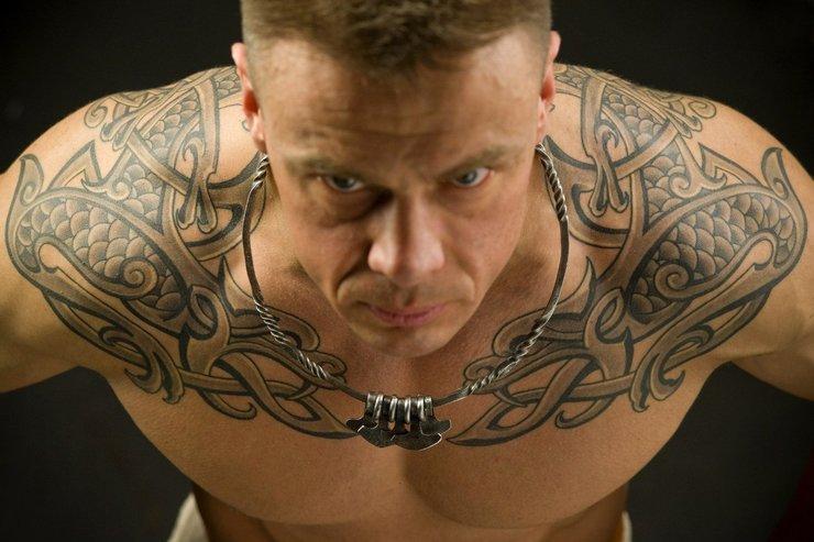 Татуировки-обереги