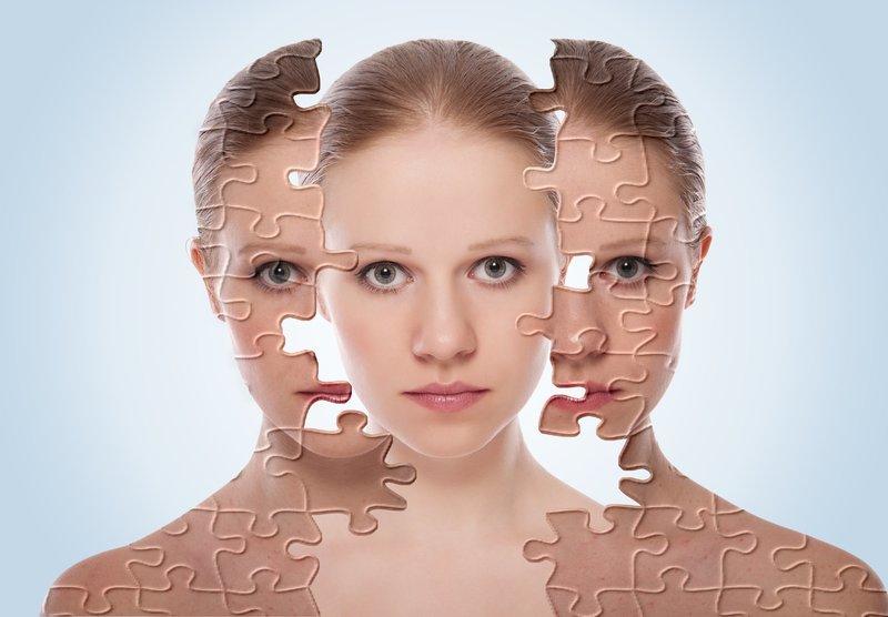 Комбинированная кожа лица