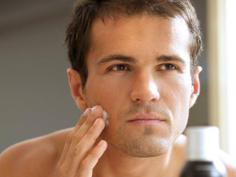 Мужской крем для кожи лица