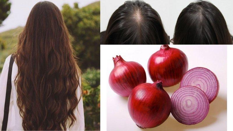 Луковый сок для восстановления волос