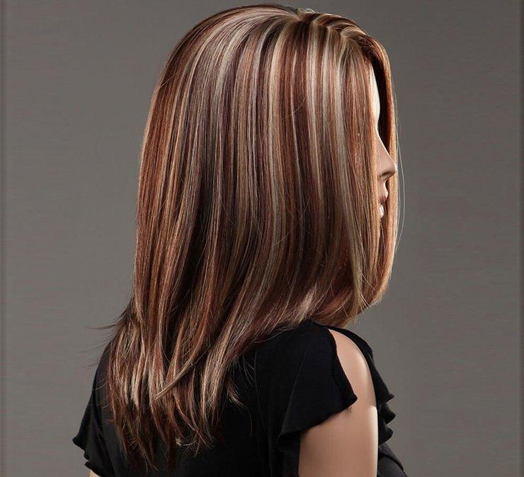Маски для ухода за мелированными волосами