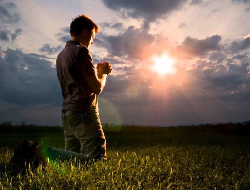 Молитва после очищения от порчи