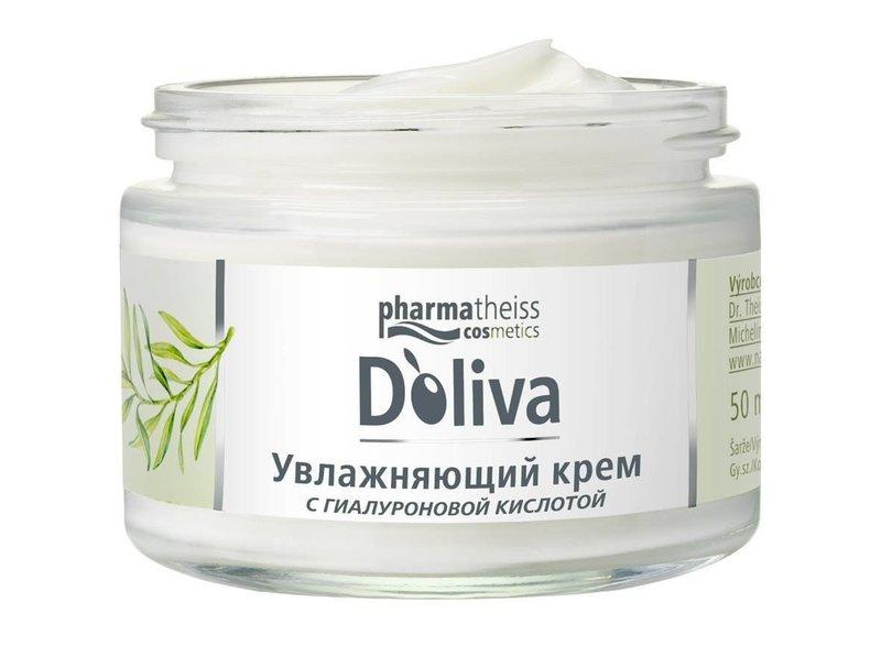 """Увлажняющий крем фирмы""""D'Oliva"""""""