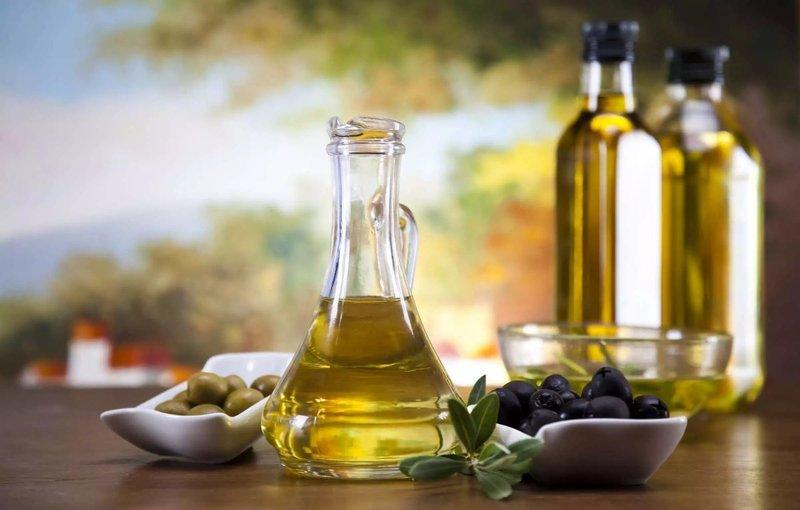 Маска для волос с добавлением оливкового масла
