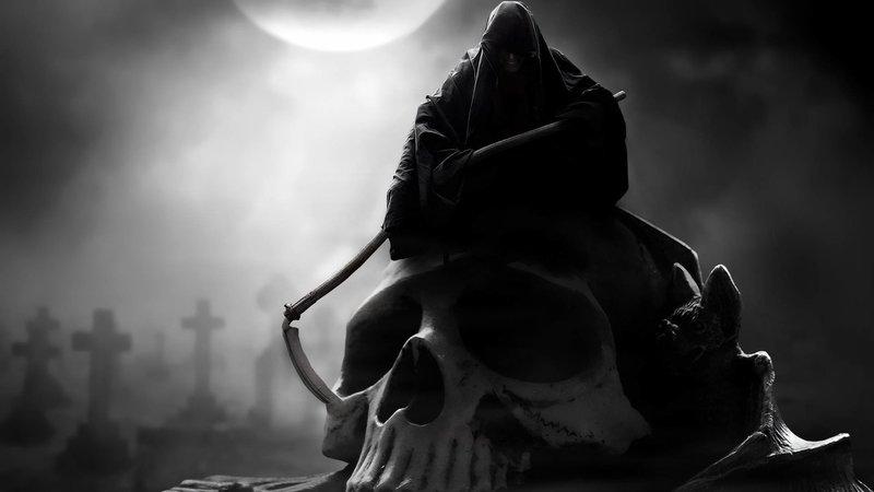 Как проявляется порча на смерть