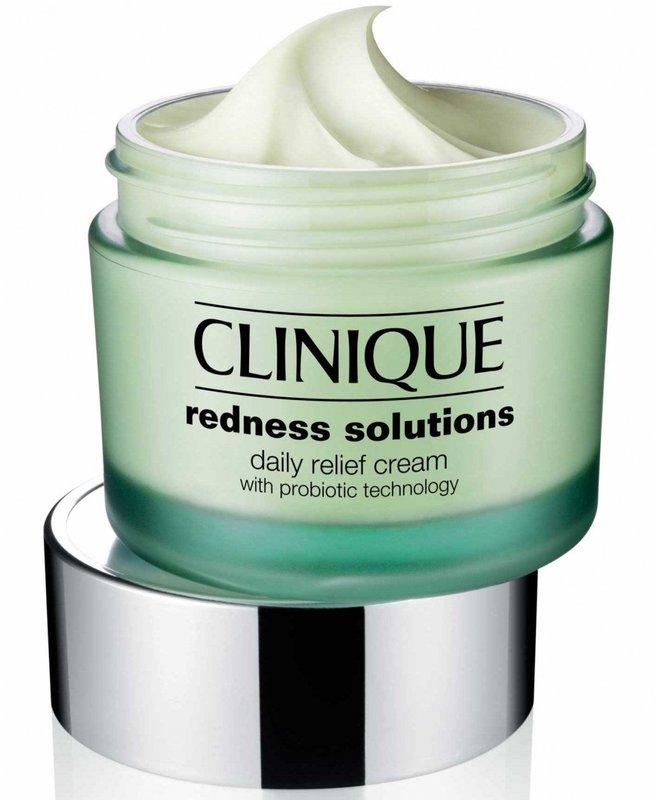 Redness Solutions Daily Relief Cream увлажняющий кремот компании Clinique