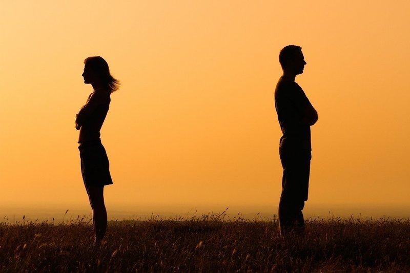 Самооценка после расставания