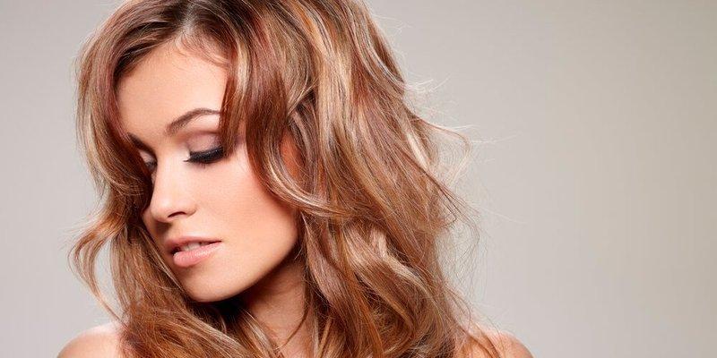 Тонирование мелированных волос