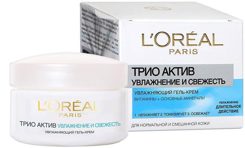 Увлажняющий крем для лица LOreal