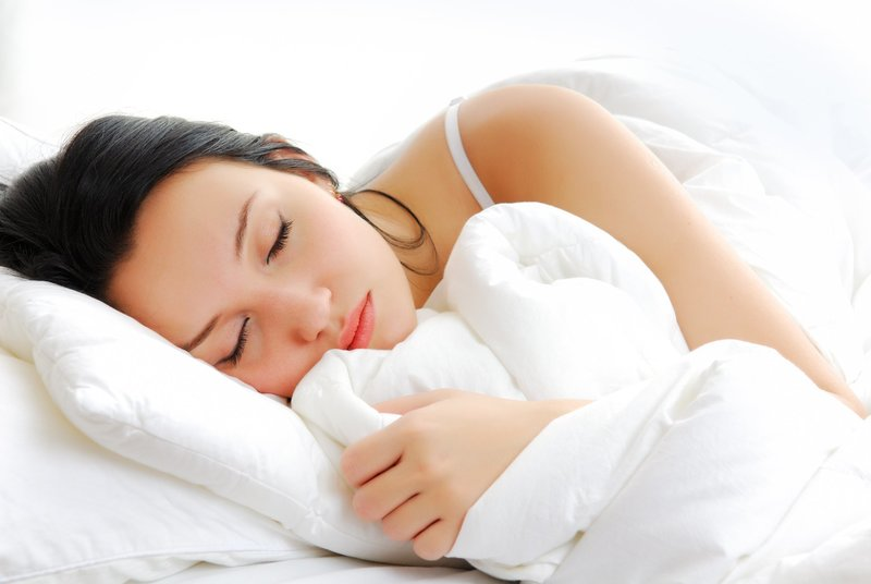 Во сне организм восстанавливается