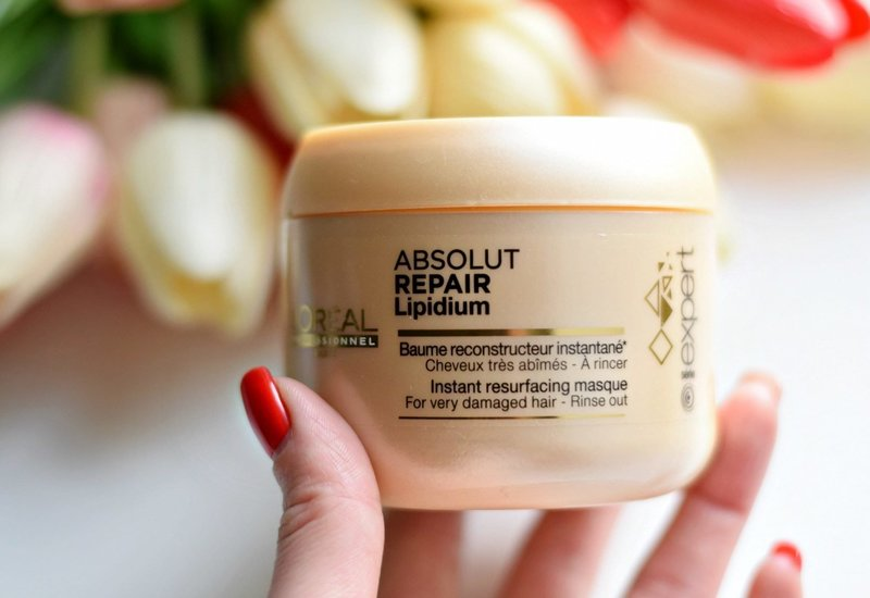 Маска L'Oreal Professionnel Absolut repair lipidium