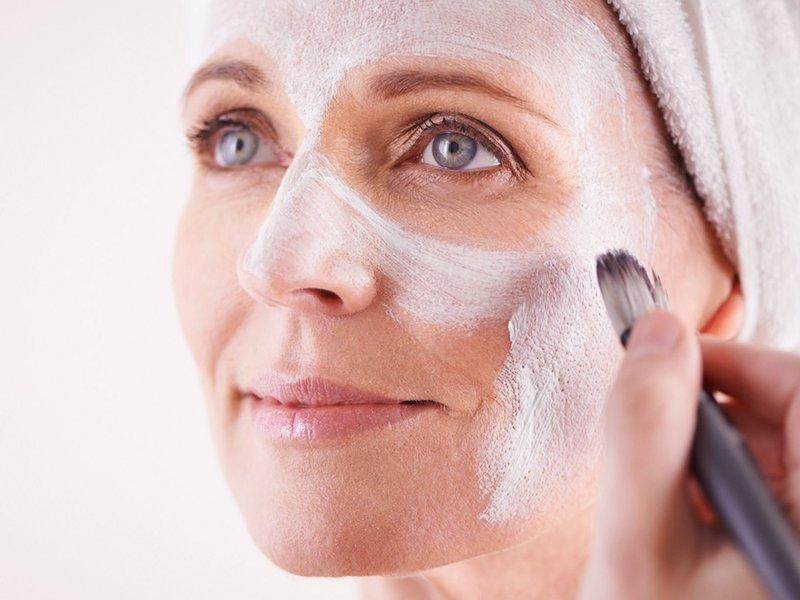Домашние маски для лица после 40 лет