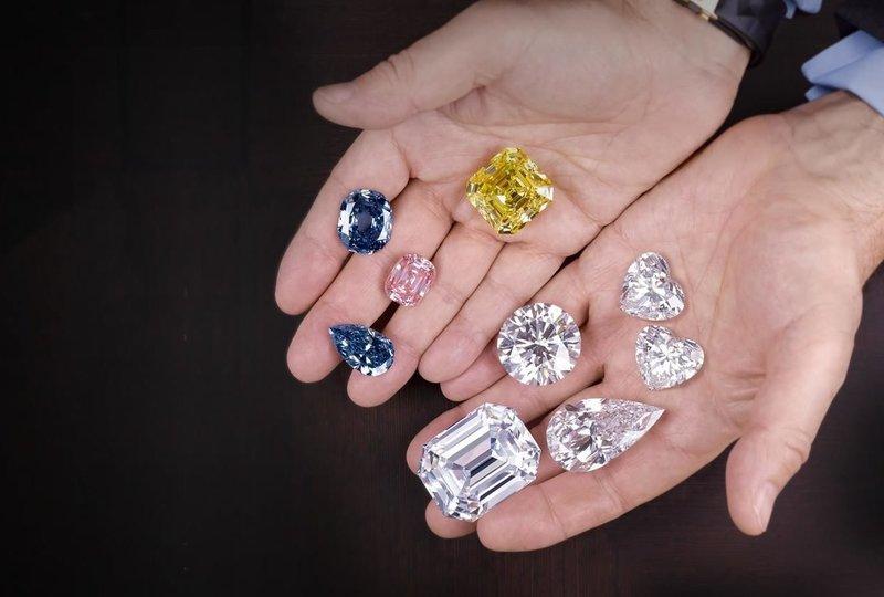 Выбор камней