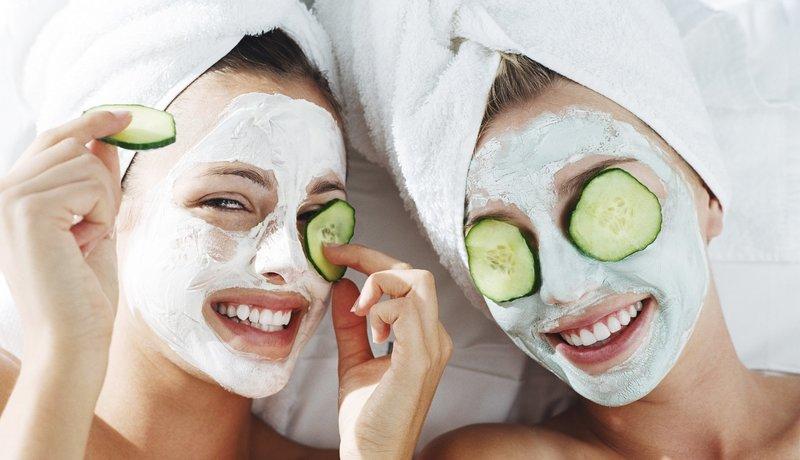 Увлажняющие маски