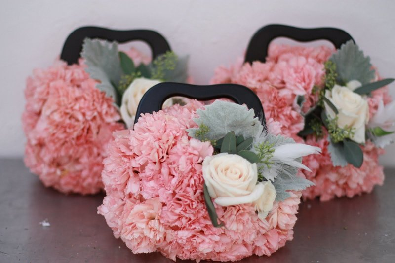 Сумочки-цветы