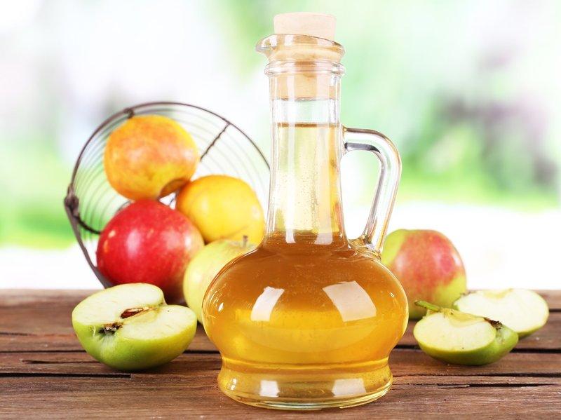 Яблочный уксус для отбеливания