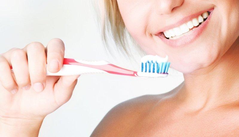 Профилактика белых зубов