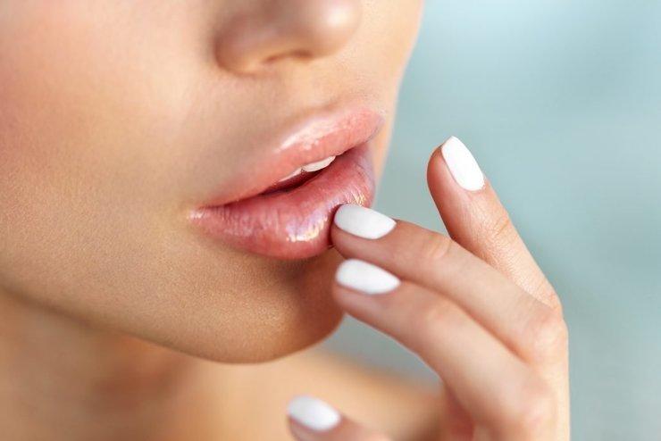 Уход за губами после увеличения