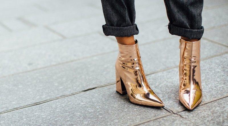 Популярные цвета женской обуви осень-зима