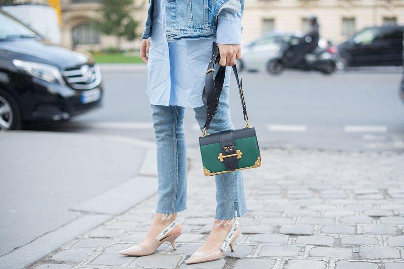 Туфли kitten heels
