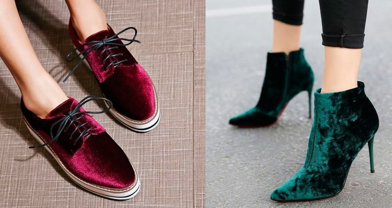 Актуальные модели обуви осень-зима
