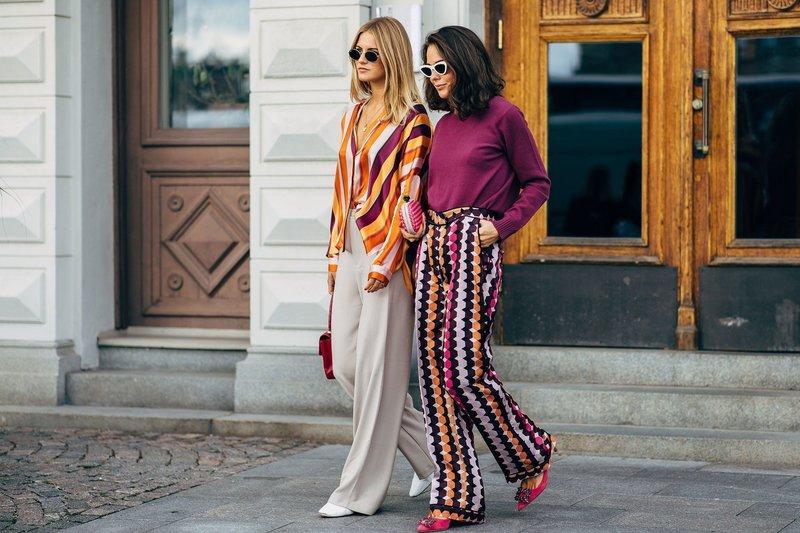 Модные виды брюк